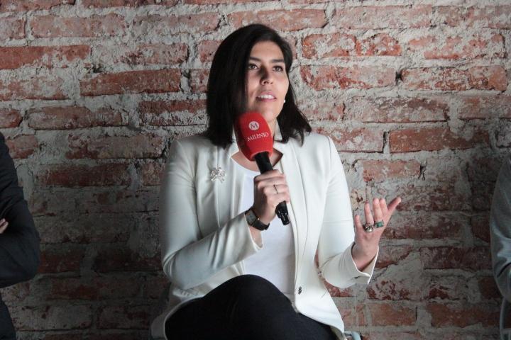 Ruta de Galerías - Gabriela Bermejo, Subdirectora de la Casa Luis Barragán