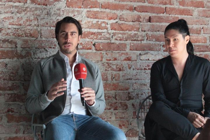 Ruta de Galerías - Andrés Martínez y Christian Zárate