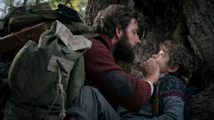 La película Un lugar en silencio es un obligado de este mes para ir a ver al cine.