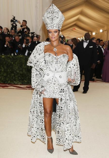 Rihanna- Met Gala