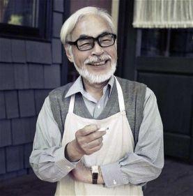 Hayao Miyazaki Etéreo Mx