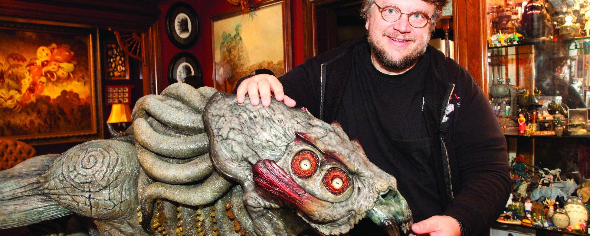 exposición de Del Toro en la CDMX