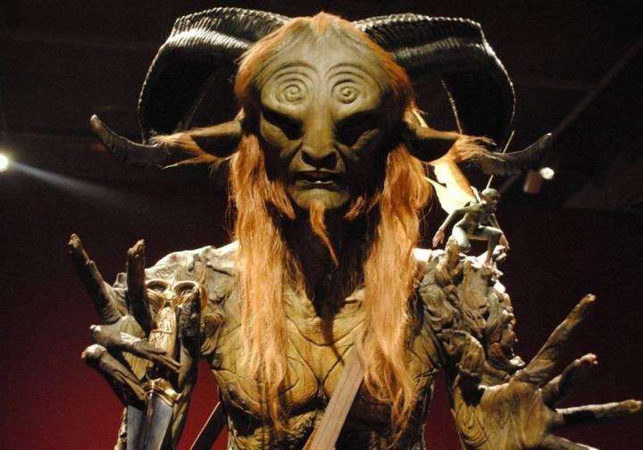 exposición de Guillermo del Toro