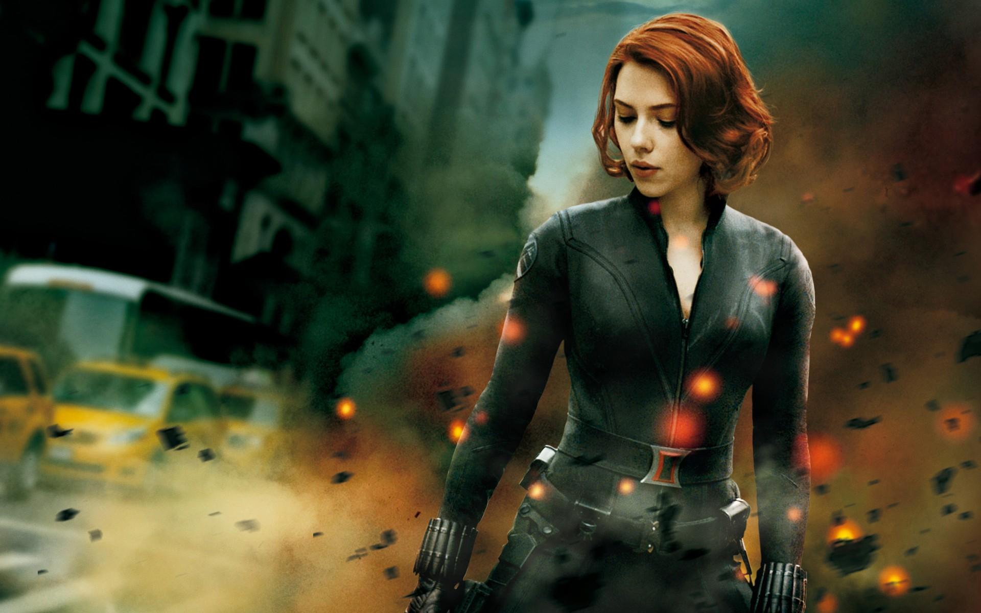 Black Widow película