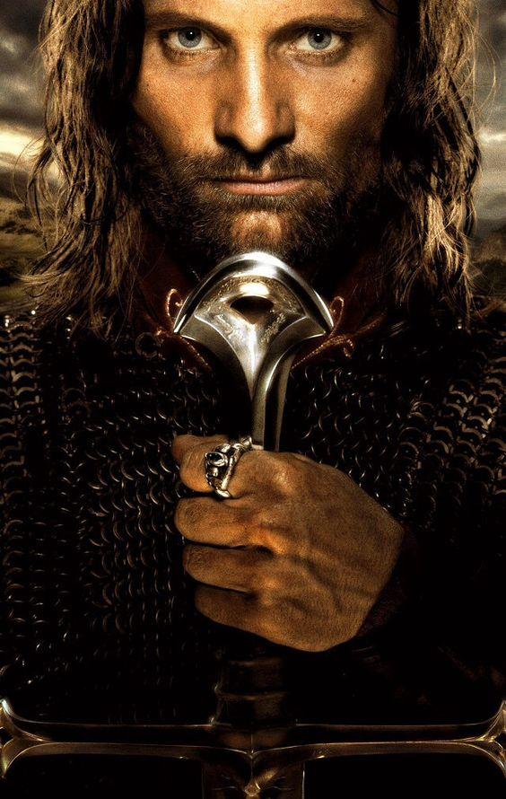 serie el señor de los anillos